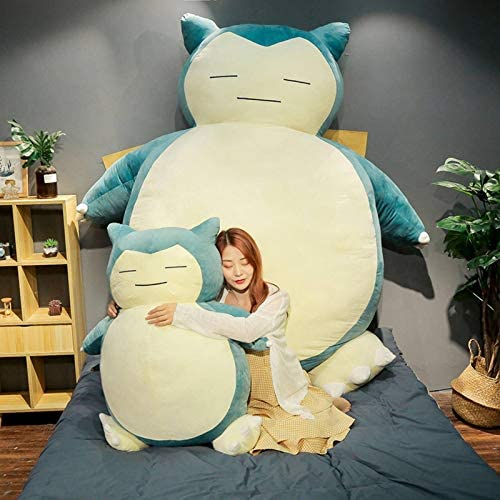 Snorlax pillow bed _image1