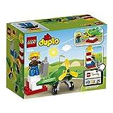 LEGO - 10808 - DUPLO - Jeu de Construction - Le Petit Avion