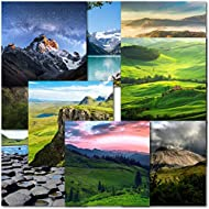 Incredible value pack of 10 premium varnished UK made genuine 'doodlecards' greeting cards. Cards have a RRP of £1.59 each when sold individually. Square Size Cards 15 x 15cm. With matching quaity white envelopes. All use standard UK letter postage. ...