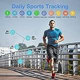 Zoom IMG-1 lige smartwatch uomo sportivo fitness