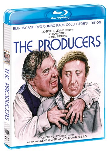 The Producers (Collector's Edition) [BluRay/DVD Combo]