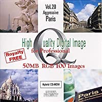 High Quality Digital Image for Professional Vol.20 Aggressive Paris