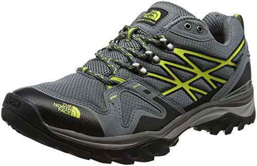 The North Face M Hedgehg Fp GTX, Zapatillas de Senderismo Hombre, Gris (Sedonasggry/Citronellegrn Anth), 42 EU
