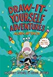 Draw-It-Yourself Adventures: Alien Attack (Draw-It-Yourself Adventures, 1)