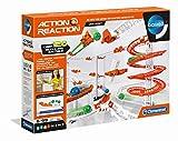 Clementoni- Galileo Action & Reaction – Juego de experimentos con Efecto Caos para niños a Partir de 6 años (59186)