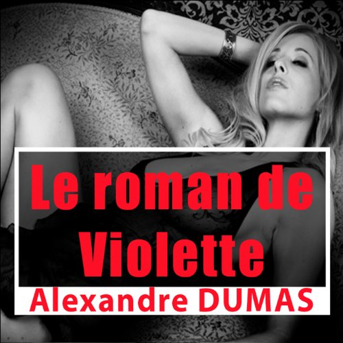 Le roman de Violette audiobook cover art