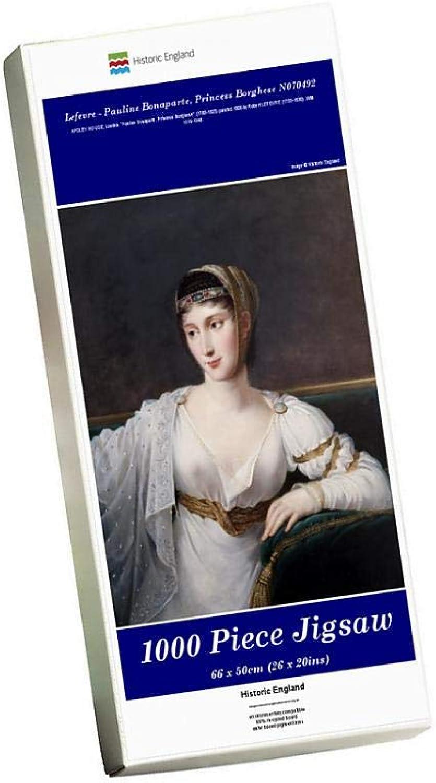 Media Storehouse 1000 Piece Puzzle of Lefevre  Pauline Bonaparte, Princess Borghese N070492 (1719765)