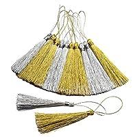 約30本 フリンジ 手芸用品 クラフト キーホルダー カーテン飾り 服装改造 縫製用具 タッセル装飾