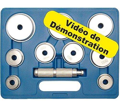 AFD67 TECHNIC - Extractor de rodamientos cónico