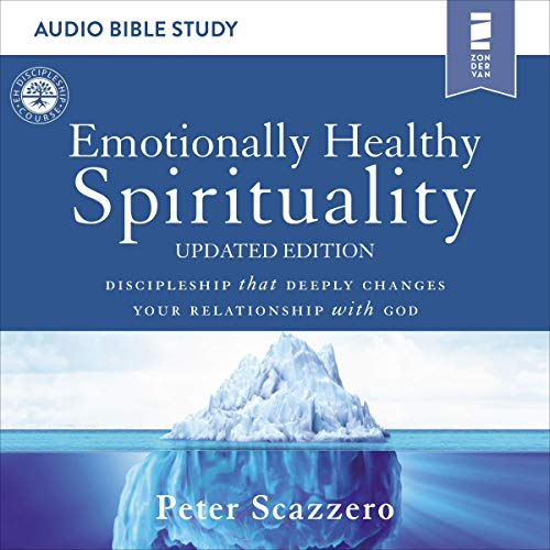 Emotionally Healthy Spirituality: Audio Bible Studies  By  cover art