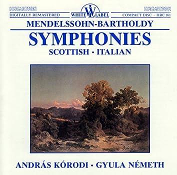 Mendelssohn: Symphonies Nos. 3 and 4