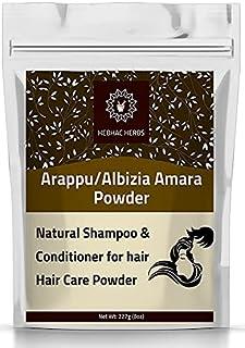 Amara Powder / Arappu Powder /Albizia Powder 227g (8oz) Natural Shampoo & Conditioner for Natural Shampoo & Conditioner fo...