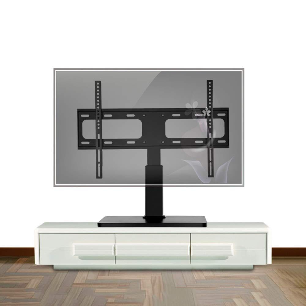 Plataformas giratorias para TV Universal de sobremesa de TV soporte del eslabón giratorio for televisores - ajuste de altura for obtener mejores ángulos de visión for la TV Fácilmente personalizar su: Amazon.es: