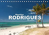 Mauritius - Rodrigues (Tischkalender 2022 DIN A5 quer): Die wunderbare Trauminsel im indischen Ozean in einem faszinierenden Kalender vom Reisefotografen Peter Schickert. (Monatskalender, 14 Seiten )