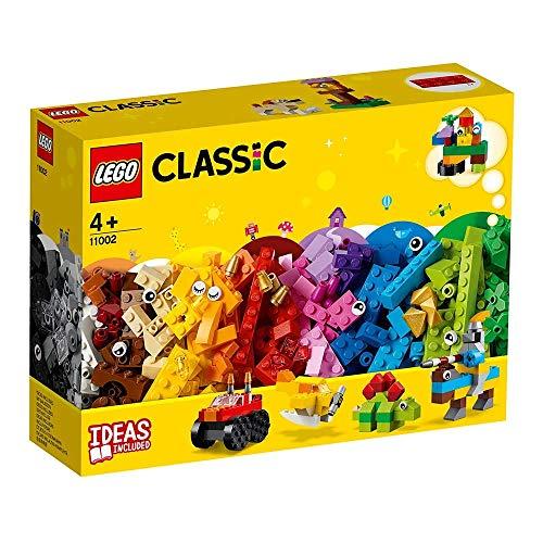 LEGO 11002 Classic Ladrillos Básicos, Juegos Creativos y Educativos de Construcción para Niños y Niñas +4 Años con 300 Piezas