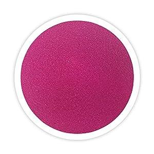 Sandsational Begonia Unity Sand~1.5 lbs (22 oz), Hot Pink Colored Sand for Weddings, Vase Filler, Home Décor, Craft Sand
