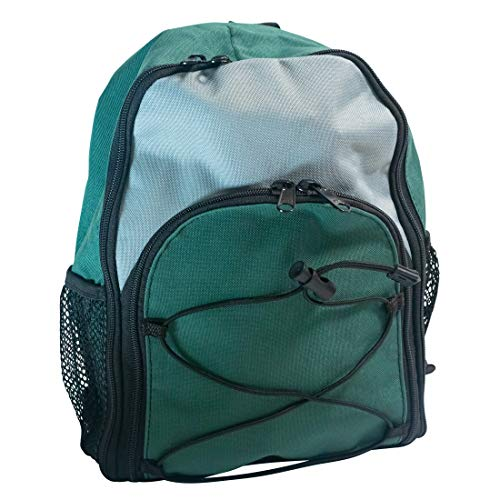 Kangaroo Joey Tasche für Futterpumpen – Känguru-Rucksack für Enteral-Pumpe – 500 ml oder 1000 ml, grün