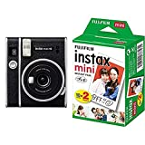 FUJIFILM インスタントカメラ チェキ instax mini 40 INS MINI 40+フィルム20枚セット