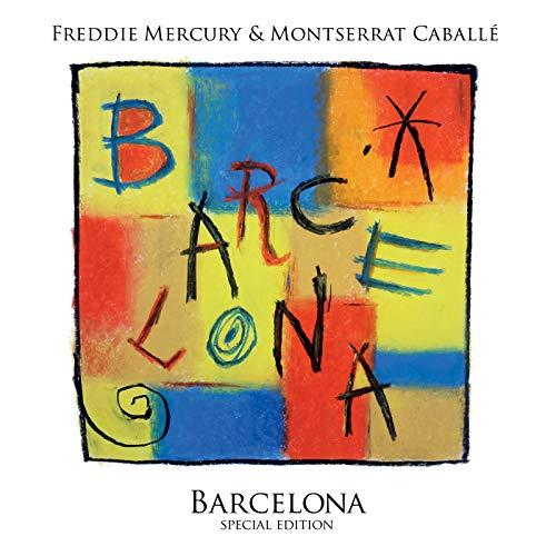Freddie Mercury & Montserrat Caballé - Barcelona - Especial Edition CD, Universal Music