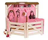 Our Generation Dolls Saddle Up Stables Horse Barn for Dolls, 18'