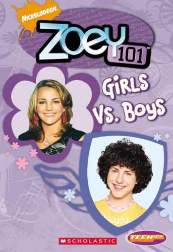 Zoey 101: Girls Vs. Boys with Poster.
