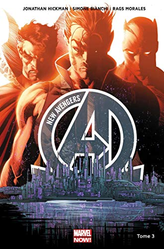 NEW AVENGERS MARVEL NOW T03