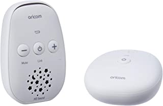 Oricom Ultimate DECT Baby Monitor, White