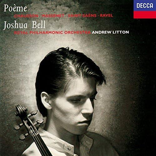 Joshua Bell, Royal Philharmonic Orchestra & Andrew Litton
