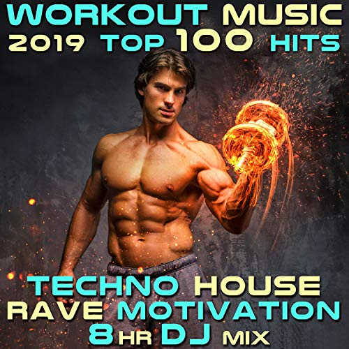 The Gym Is My Temple (135 BPM Progressive House Fitness Remix)
