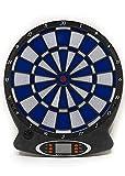 DHG Diana Electronica Digital + 6 Dardos 8 Jugadores 18 Juegos Marcador con puntuación automática