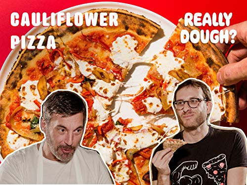 Cauliflower-Crust: Pizza or Health Fad?