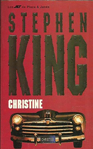 Christine (Spanish and English Edition)