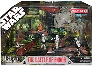 Star Wars 30th Anniversary Saga 2007 Exclusive Action Figure Mega-Pack The Battle of Endor [並行輸入品]