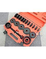 FWD専用 フロントホイール ハブベアリング 圧入プーラー リムーバー ハブ ベアリング交換等 専用工具 23点セット