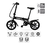 Nilox Doc X2, Bicicletta Elettrica, E-bike, Bicicletta a Pedalata Assistita, Bicicletta...