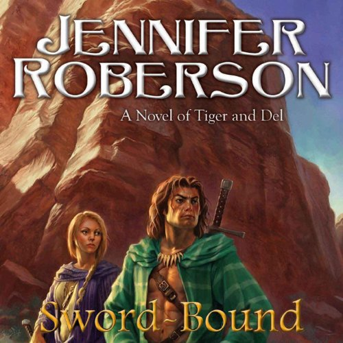 Sword-Bound audiobook cover art
