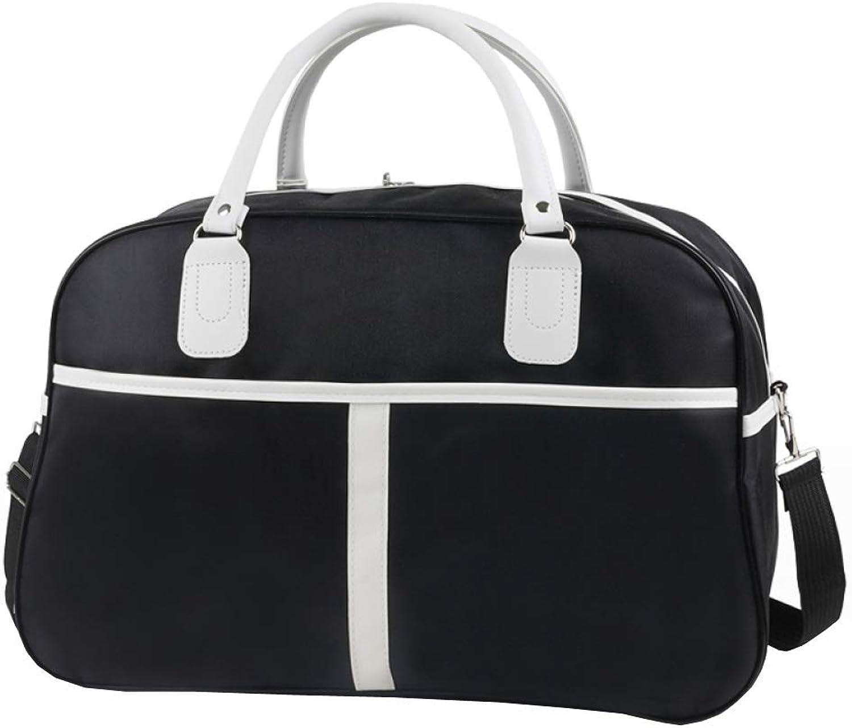 Übergroße Reisetasche, Reisetasche, PU-Lederverzierung, Wochenend Wochenendtasche, Schultertasche für für für Damen und Herren, weiß B07PPBPH96  Online-Verkauf d24084