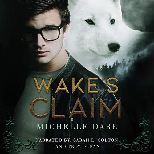 Wake's Claim audiobook cover art