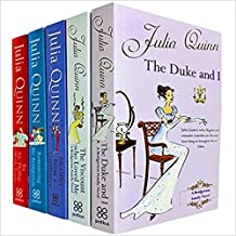Bridgerton Family Book Series 5 Books Collection Set by Julia Quinn (The Duke and I, Viscount Who Loved Me, Offer From a G...