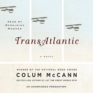 TransAtlantic audiobook cover art