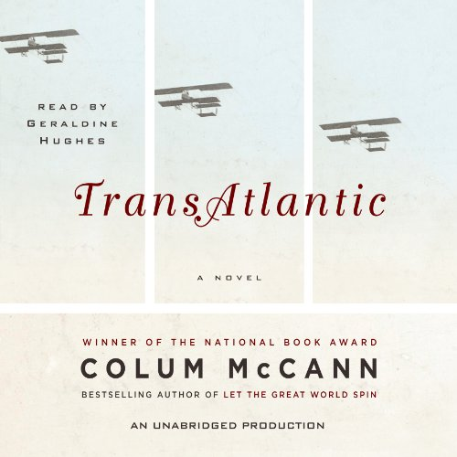 TransAtlantic audiobook cover art