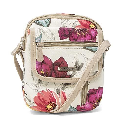 MultiSac Crossbody Bag, Eva Floral