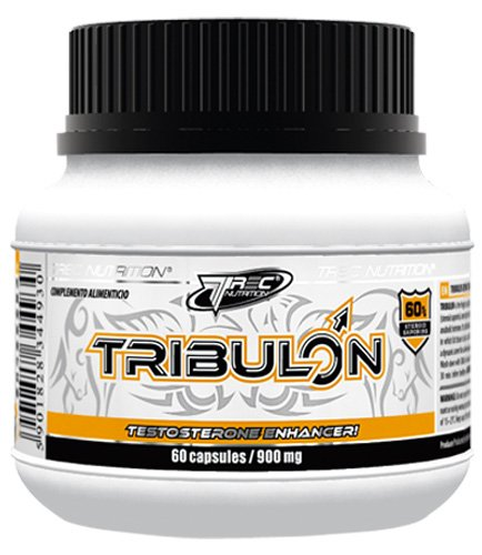 Trec Nutrition Tribulon Testosteronbooster Booster Trainingsbooster Supplement Bodybuilding 60 Kapseln
