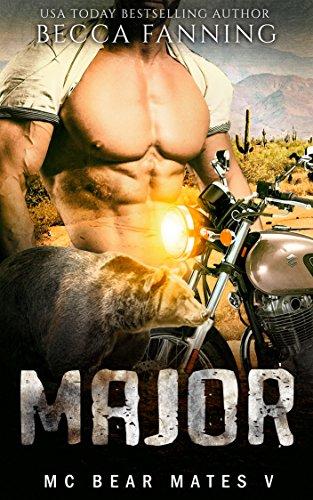 MAJOR (BBW Bear Shifter MC Biker Romance) (MC Bear Mates Book 5) (English Edition)