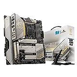MSI MEG Z590 ACE Gold Edition Gaming Mainboard ATX...