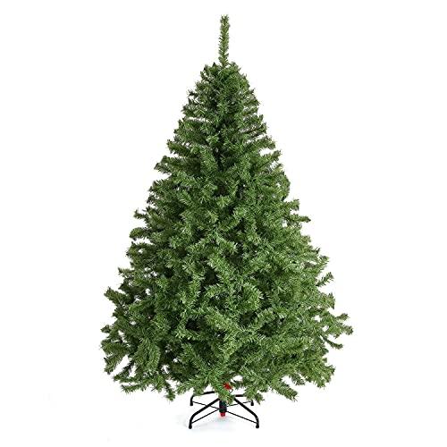 Arbol de Navidad Naviplastic Canadiense Verde 190 cm altura