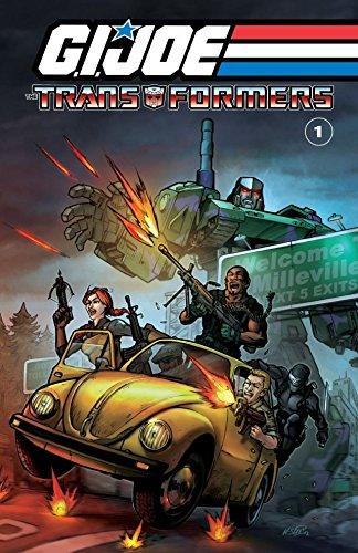 G.I. Joe / Transformers Vol. 1 (English Edition)