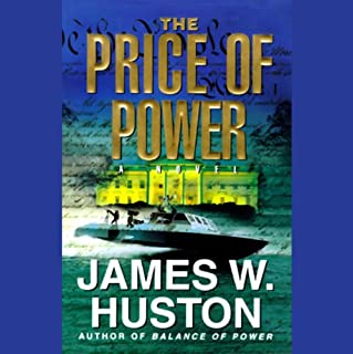 The Price of Power audiobook cover art
