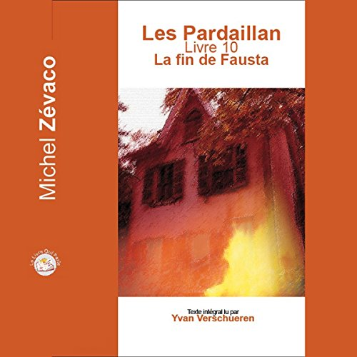 La fin de Fausta audiobook cover art