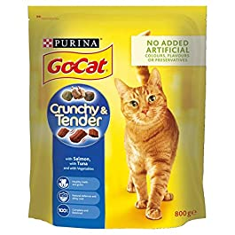 Go-Cat Crunchy and Tender Adult Dry Cat Food